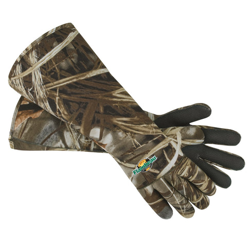 Flambeau Gauntlet Elbow Length Gloves - Max 4