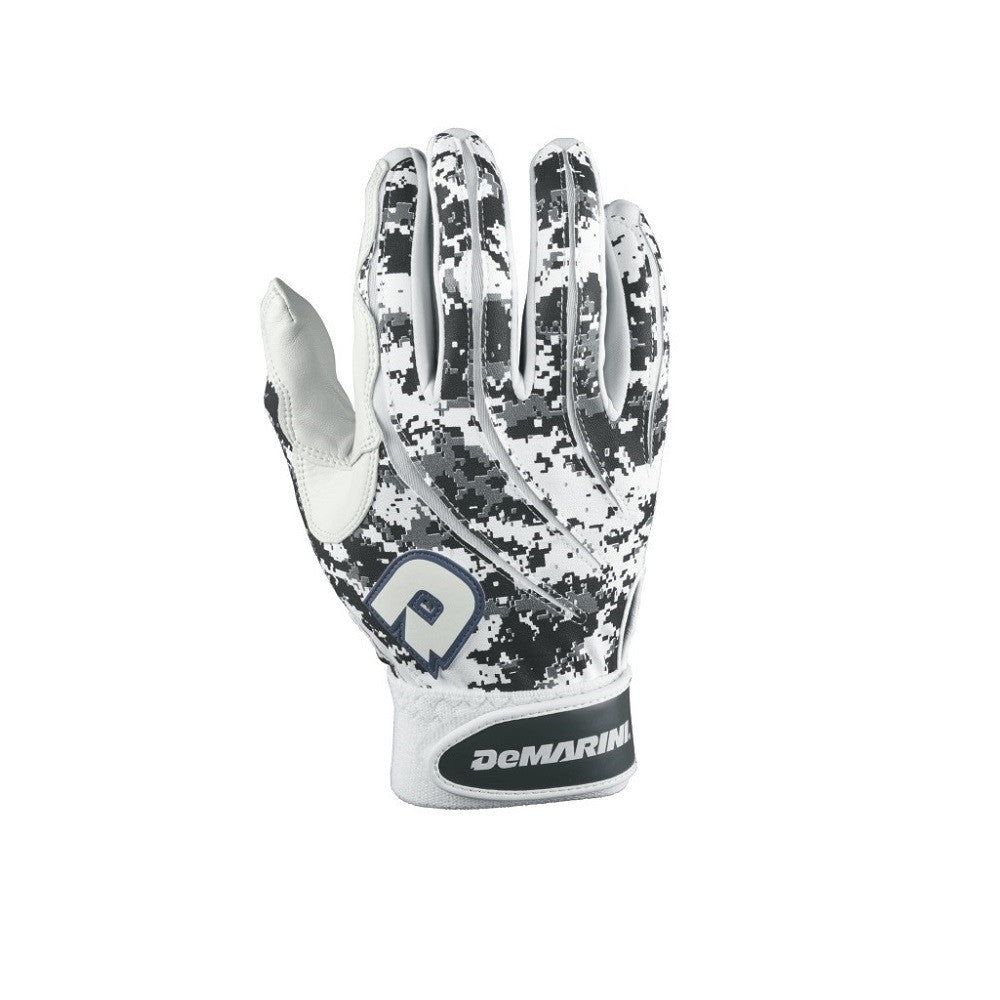 DeMarini Black Digi Camo Batting Glove Youth Large