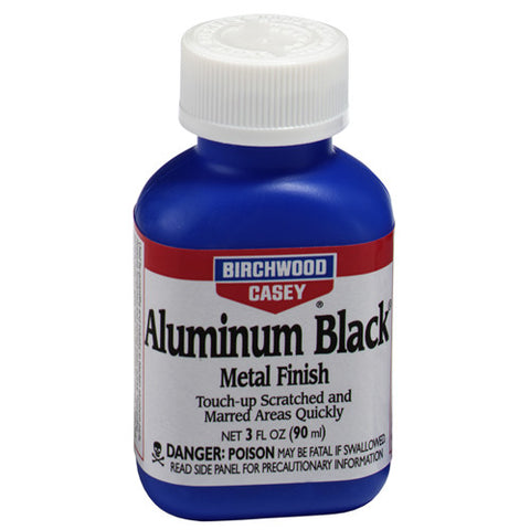 BW Casey Aluminum Black Touch-Up 3 oz