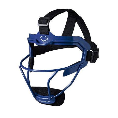 EvoShield Softball Defender's Facemask Royal