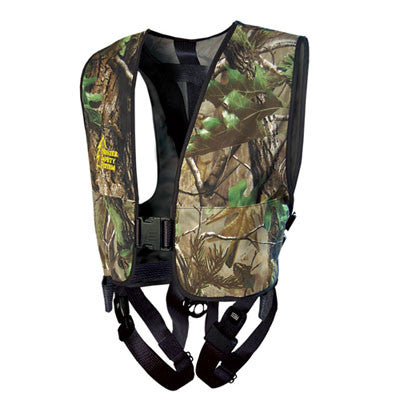 Hunter Safety  Tree Stalker Harness Real Tree L/XL HSS-700