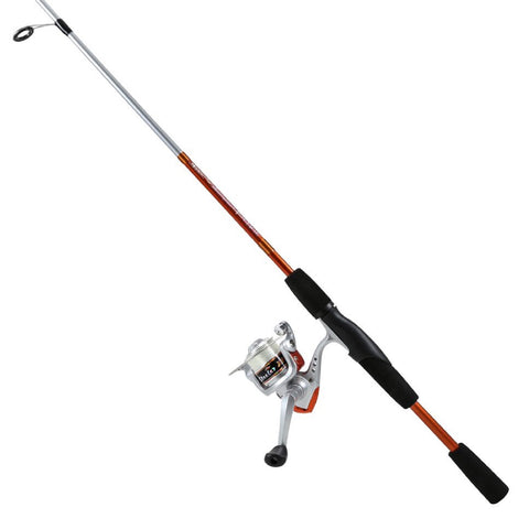 Okuma Steeler XP Combo 6'6ft 2pcs Orange