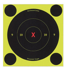 BW Casey Shoot-N-C 6 inch Round Target 60 Sheet Pack