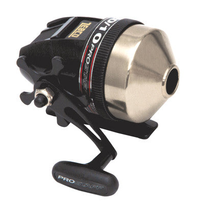 Zebco Pro Staff 2010 Spincast Reel 1BB 3.3:1 6#/90 PS2010-CP