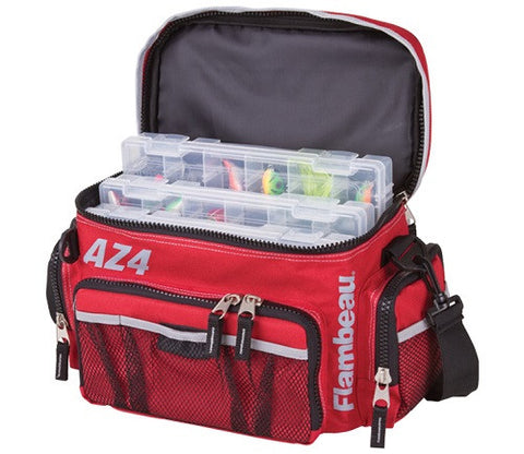 Flambeau Az4 Tackle System 11.5X7.75X7.5  6106TB