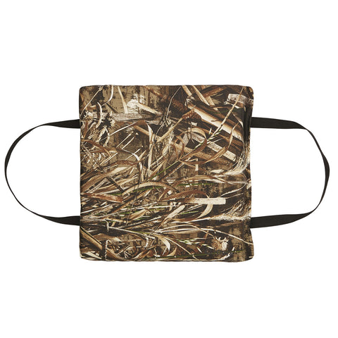 Onyx Outdoor Throwable Foam Cushion-Realtree-Max-5