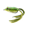 Koppers LiveTarget Frog Hollow body 3/4oz Flor Green/Yellow