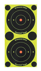 BW Casey Shoot-N-C 3 inch Round 240 Targets 60 Sheet Pack