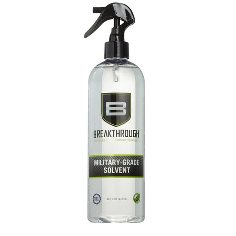 Breakthrough Military-Grade Solvent - 16oz. Bottle