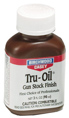 BW Casey Tru Oil Stock Finish 3 oz