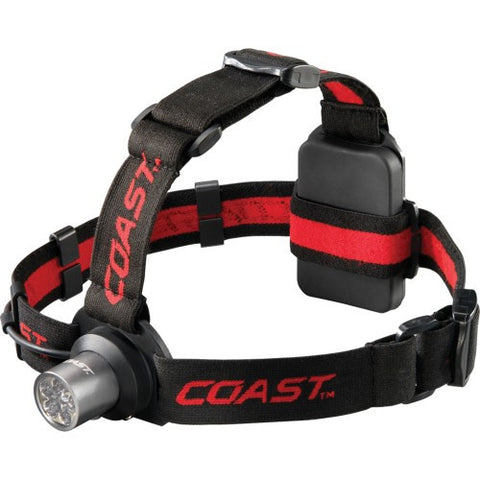 Coast HL5 Fixed Beam Optic Headlamp