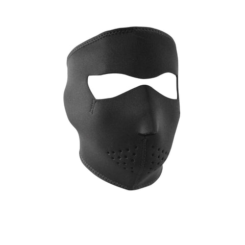 Zan Headgear Full Mask Neoprene Black