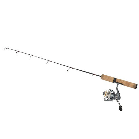 "Frabill Bro Series 28"" Dead Stick Ice Fishing Combo"