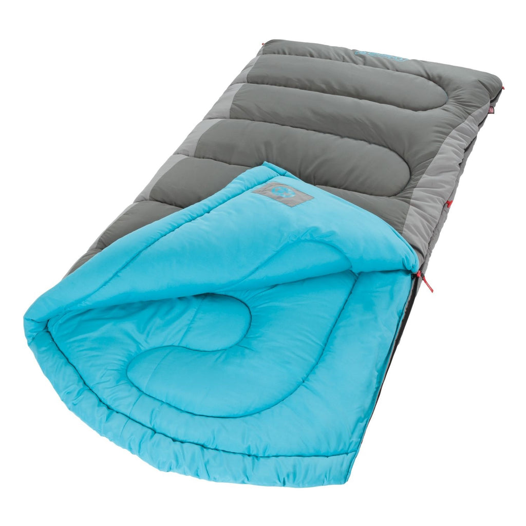 Coleman Dexter Point 30 Big and Tall Contoured Sleeping Bag