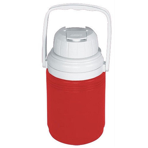 Coleman 1/3 Gallon Jug Red 5542B763G