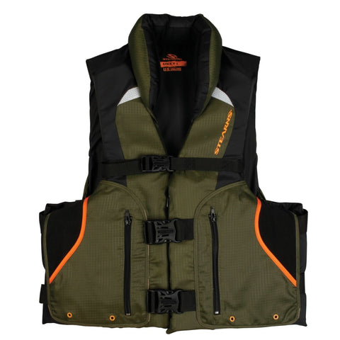 Stearns Pfd Adult Competitor Series Ripstop Nylon Vest Med