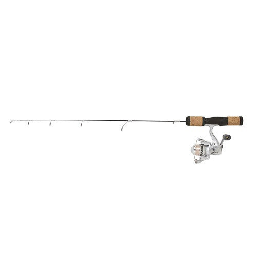 "Frabill Fin-S Pro 26"" Light Ice Fishing Rod and Reel Combo"