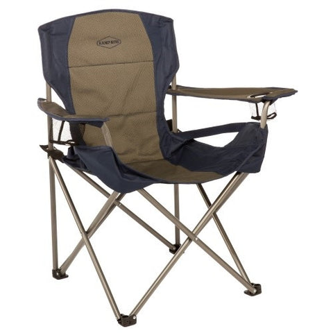 Kamp Rite Folding Chair with Lumbar Support