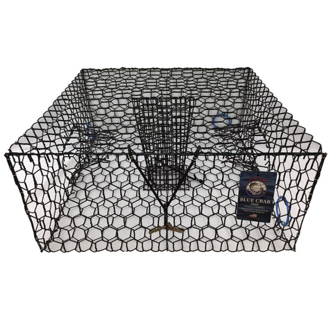 "Joy Fish Crab Trap - 24""x24""x11"""