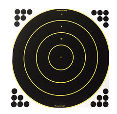 BW Casey Shoot-N-C 17.25 inch Round Targets 5 Sheet Pack