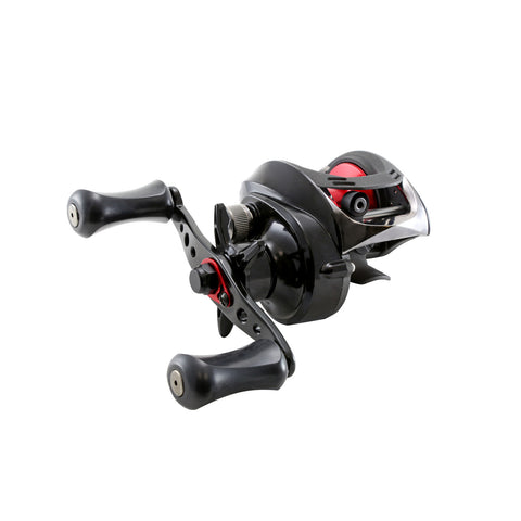 Okuma Caymus Low Profile Baitcast Reel RH Clam pack
