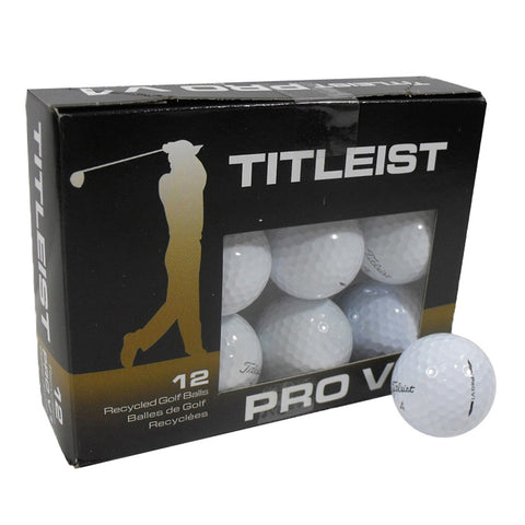 Nitro Golf Titleist ProV1 Recycled A Golf Balls 12 Pack
