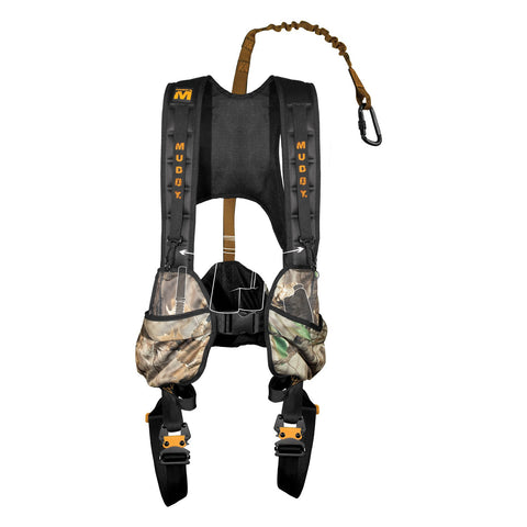 Muddy CrossOver Harness Combo - L