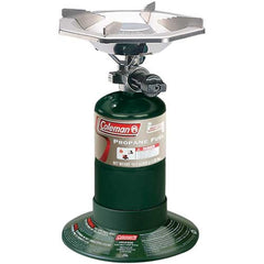 Coleman 1 Burner Bottle Top Stove Green 2000010642