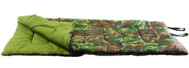 Texsport Base Camp Sleeping Bag 3lb 33in x 75in