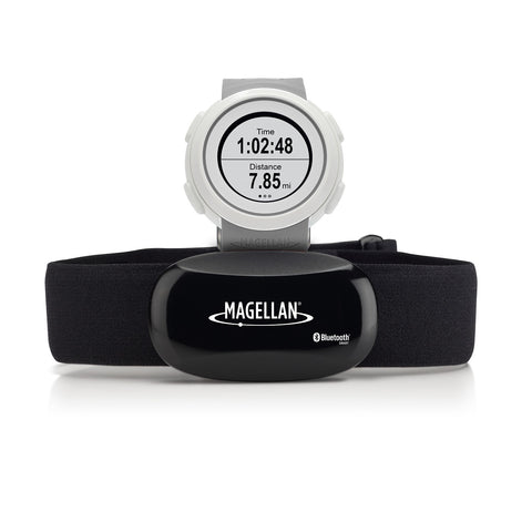 Magellan Echo Fit Sports Watch with Heart Rate Monitor Gray