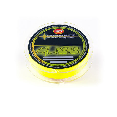 Ardent Gliss Yellow Fishing Line 18 Pound Test 300 Yards