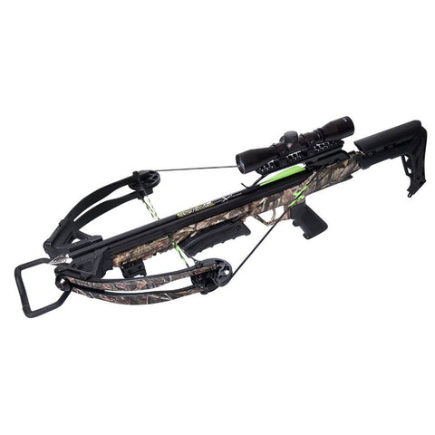 Carbon Express X-Force Blade Crossbow Kit-Ready to Hunt Camo