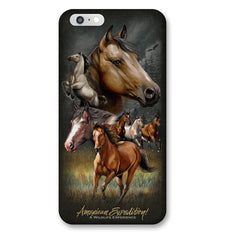 American Expedition iPhone 6 Cover - Mustang Collage