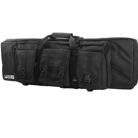 "Barska Loaded Gear RX-200 45.5"" Tactical Rifle Bag - Black"