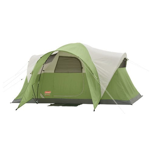Coleman Montana 6 Tent 12x7 Foot Green/Tan/Grey 2000001593