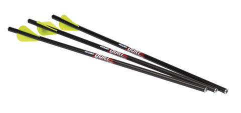 "Excalibur Quill 16.5"" Illuminated Arrows 3 Pack"