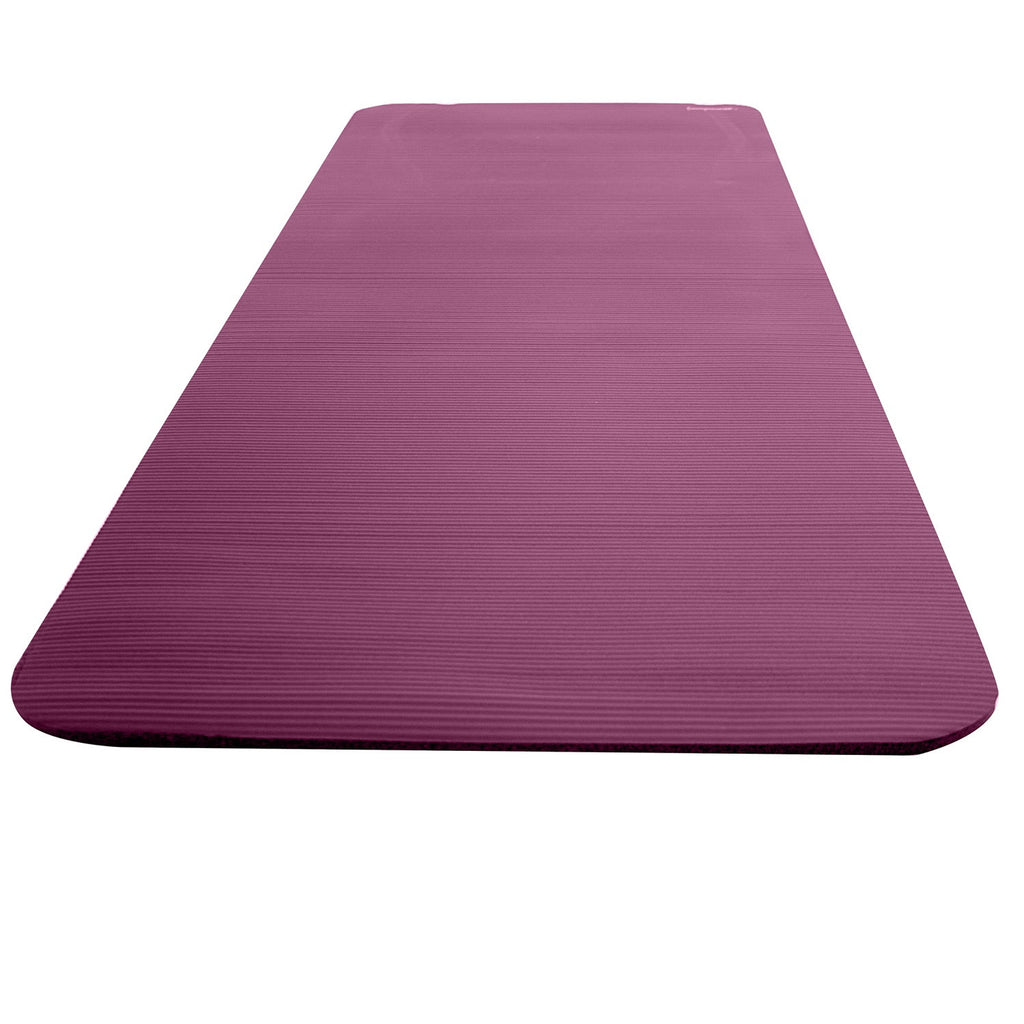 Empower Fitness 10mm Cushioned Mat - Purple