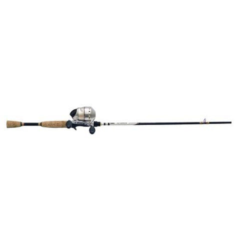 Zebco 33 Gold Spincast Combo 6 ft 2 piece graphite Rod