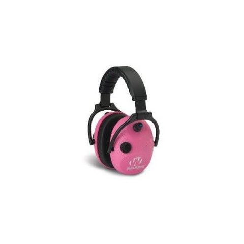 Walkers Alpha Electronic Power MuffS 50db Pink