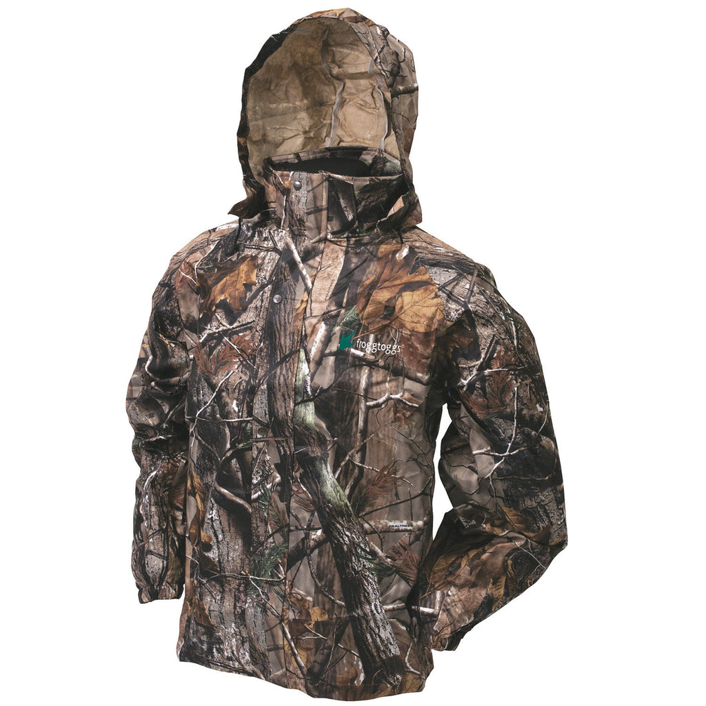 Frogg Toggs All Sports Camo Suit - Large