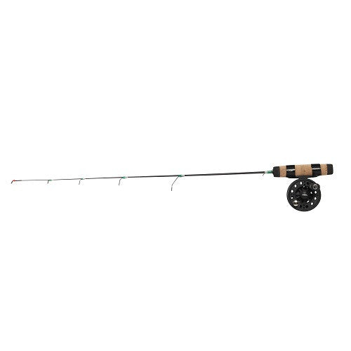 "Frabill Straight Line 101 24"" UL Ice Fishing Combo"