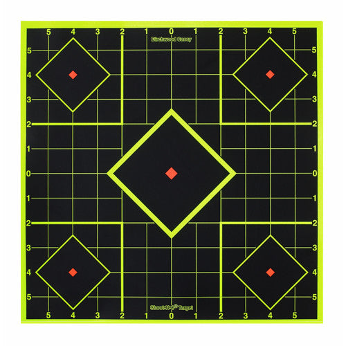 "BW Casey Shoot-N-C 8"" Sight-In Target - 15 Targets"