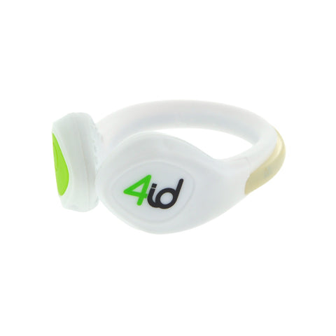 4id PowerSpurz Light Up Heel Green