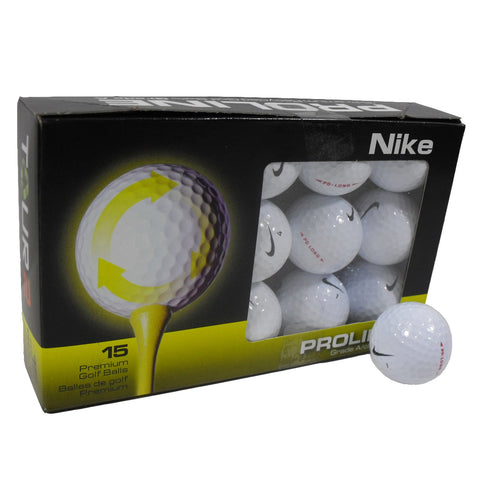 Nitro Golf Nike Tour 2 Pro-Line Golf Balls 15 Pack