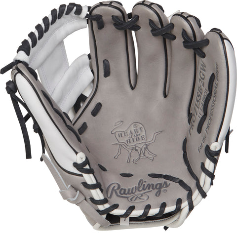 Rawlings Heart of the Hide 11.75in Softball Glove RH-Gray