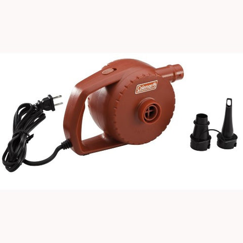 Coleman 120V Quickpump Inflator Air Pump 2000012139