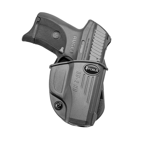 Fobus Evolution Paddle Holster-Ruger EC9s/LC380/LC9/LC9s Pro