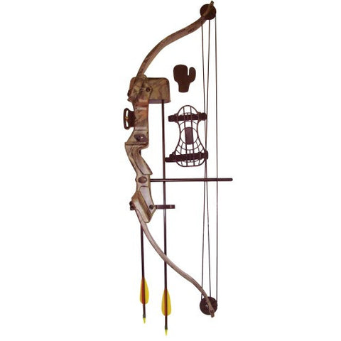 SA Sports Bison Recurve Compound Bow Set 565