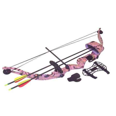 SA Sports Majestic Recurve Compound Youth Bow Set 566