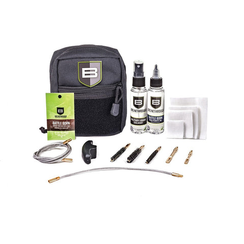 Breakthrough Pistol Pull Thru Cleaning Kit .223/.30 cal/9mm